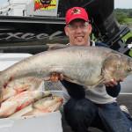 40 lb bighead carp from KY