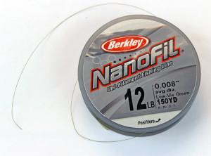 Berkley Nanofil Hybrid Line
