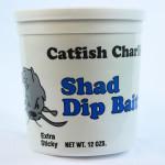 Catfish Charlie Dip Bait Shad