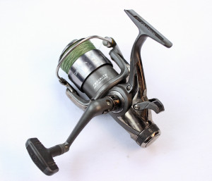Catfishing Equipment: Daiwa Regal Z bite and run reel has two drags and a clutch that lets you automatically switch between the two drags.