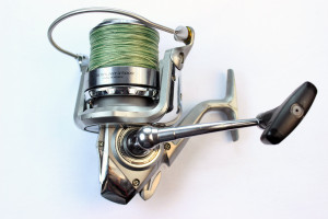 Daiwa Windcast X, spinning reel.