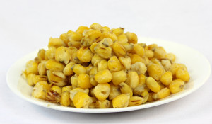 "Boiled freed corn (""Maze"")"