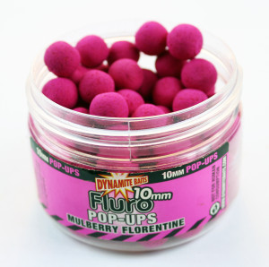 Mulberry Flavored pop up boilies.