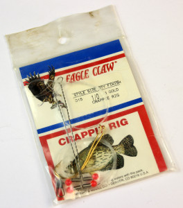 High low rig from Eagle Claw are great catfish rigs