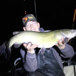 12 lb channel cat on live bait, Occoquan Virginia