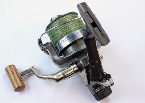 Wychwood Exorcist Big Pit, Bite and Run reel is a great long distance carp fishing reel.