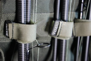 Fox Royale Rod Quiver Velcro Straps