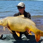 Lake Fork Carp Fishing Guide Austin Anderson