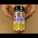 Pro-Cure UV Glow Egg Cure is great for curing chicken liver