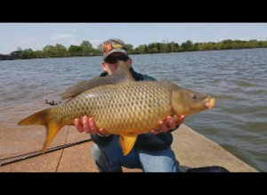 Urban Carp Fishing in Washington DC